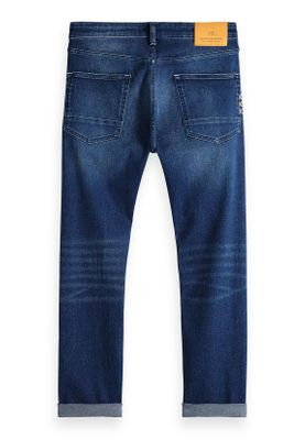 Scotch & Soda Jeans Men RALSTON 151097 Blau Worn Waves 2974 – Bild 1