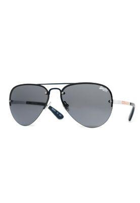 Superdry Sonnenbrille Herren SDR MICAH Matte Blue  – Bild 1