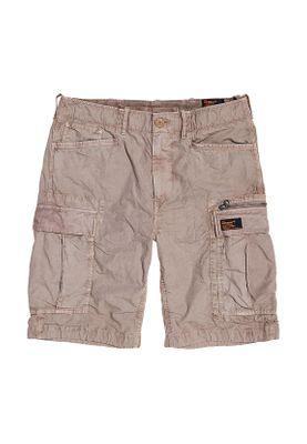 Superdry Shorts Herren PARACHUTE CARGO SHORT Sand Outline Camo – Bild 0