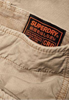 Superdry Shorts Herren PARACHUTE CARGO SHORT Sand Outline Camo – Bild 2
