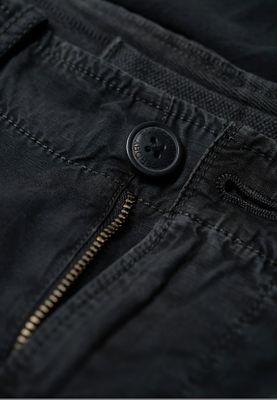 Superdry Shorts Herren PARACHUTE CARGO SHORT Washed Black – Bild 3