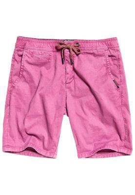 Superdry Shorts Herren SUNSCORCHED SHORT Violet Haze – Bild 0