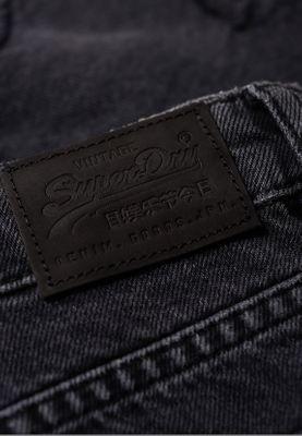Superdry Shorts Damen ELIZA CUT OFF SHORT Bronco Black – Bild 3