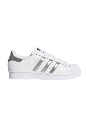 Adidas Originals Sneaker SUPERSTAR AQ3091 Weiß Silber – Bild 1