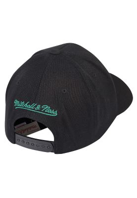 Mitchell & Ness Cap NAR353 MILWAUKEE BUCKS Schwarz – Bild 1