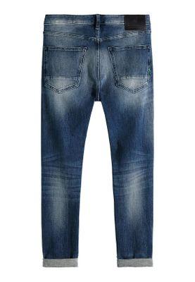 Scotch & Soda Herren Jeans SKIM 151096 Blau 2976 Washed Up – Bild 1