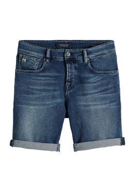 Scotch & Soda Shorts Men RALSTON SHORTS 150482 Mittelblau 3069 Get Knotted – Bild 0
