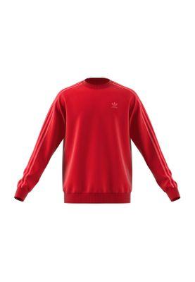 Adidas Originals Crewneck Herren 3-STRIPES CREW EJ9693 Rot