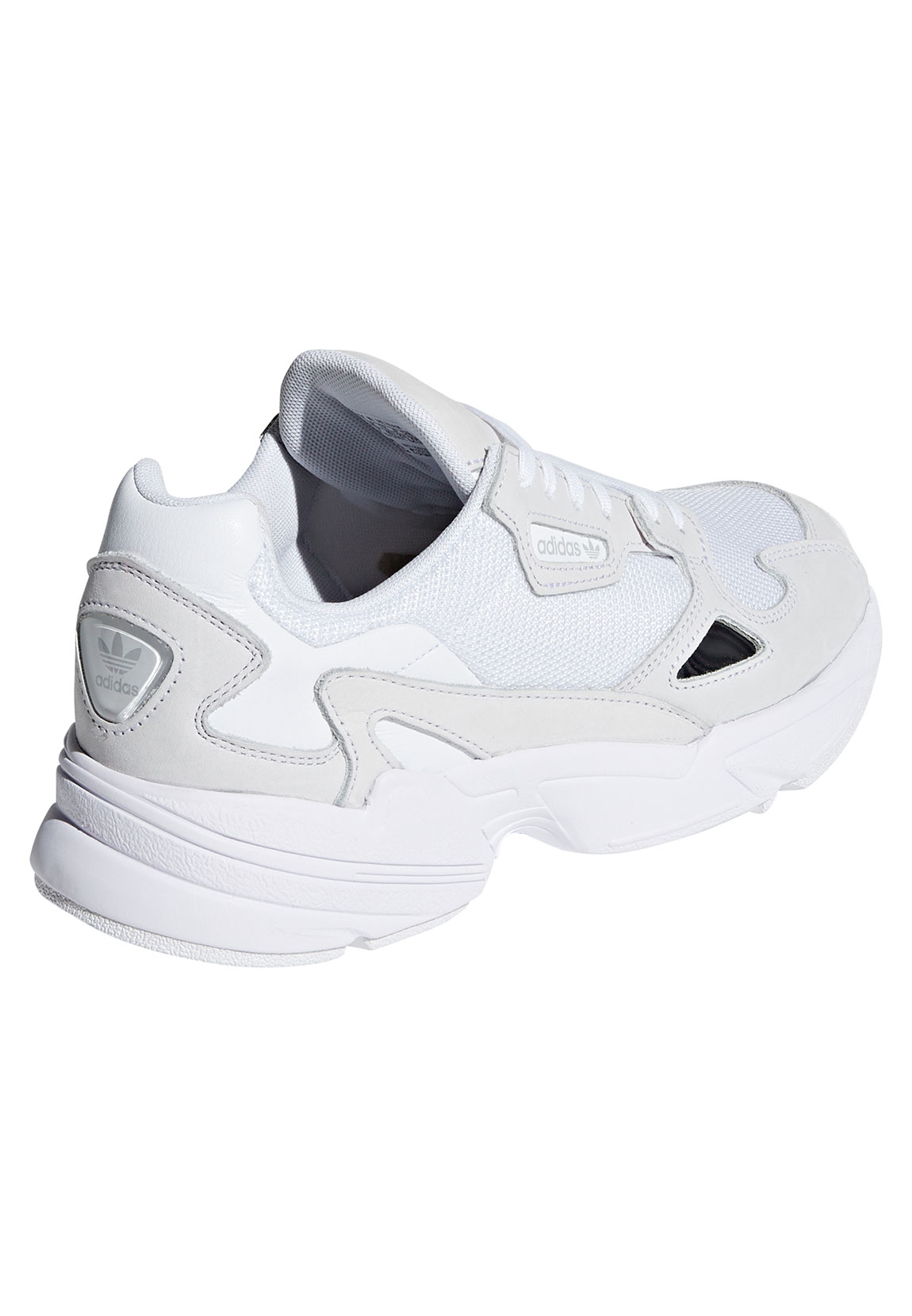 separation shoes pretty nice size 7 Details about Adidas Originals Sneaker Falcon W B28128 White