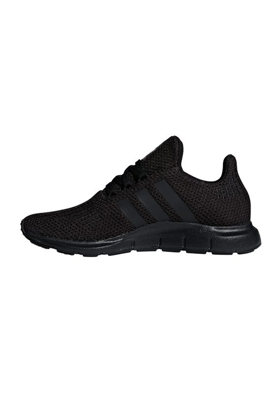 Adidas Originals Sneaker SWIFTS RUN J F34314 Schwarz – Bild 2