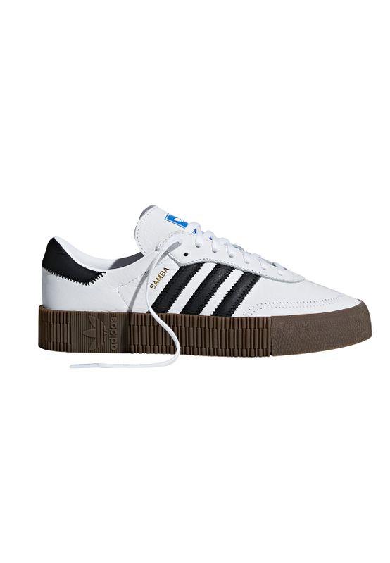 Adidas Originals Sneaker SAMBAROSE W AQ1134 Weiss – Bild 6
