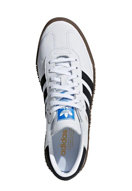 Adidas Originals Sneaker SAMBAROSE W AQ1134 Weiss – Bild 7