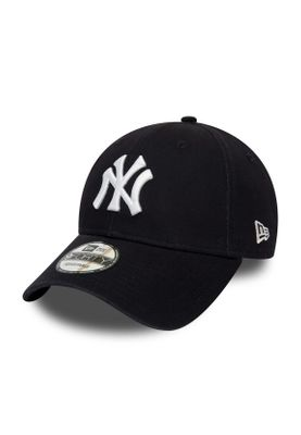 New Era Cooperstown Patched 9Forty Adjustable Cap NY YANKEES Dunkelblau – Bild 2