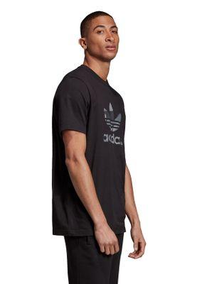 Adidas Originals T-Shirt Herren CAMO INFILL TEE ED6959 Schwarz – Bild 3