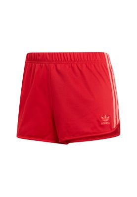Adidas Originals Shorts Damen 3 STR SHORT EK2982 Rot