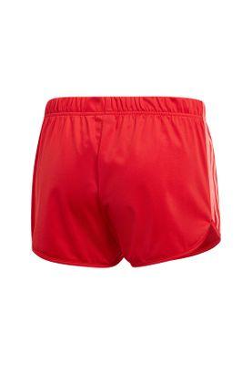 Adidas Originals Shorts Damen 3 STR SHORT EK2982 Rot – Bild 1
