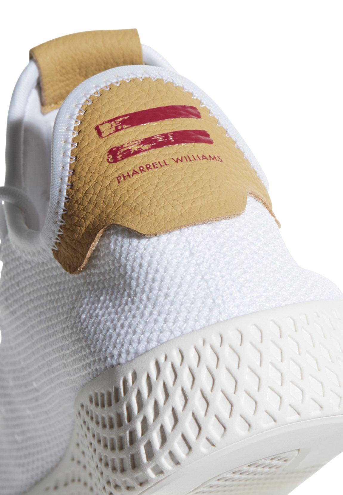 Adidas Original Sneaker PW Tennis Hu W d96444 Blanc Beige   eBay