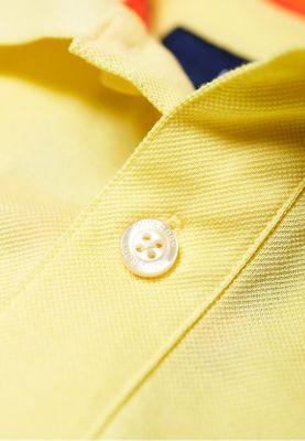 Superdry Polo Herren CLASSIC MICRO PIQUE POLO Citron – Bild 2