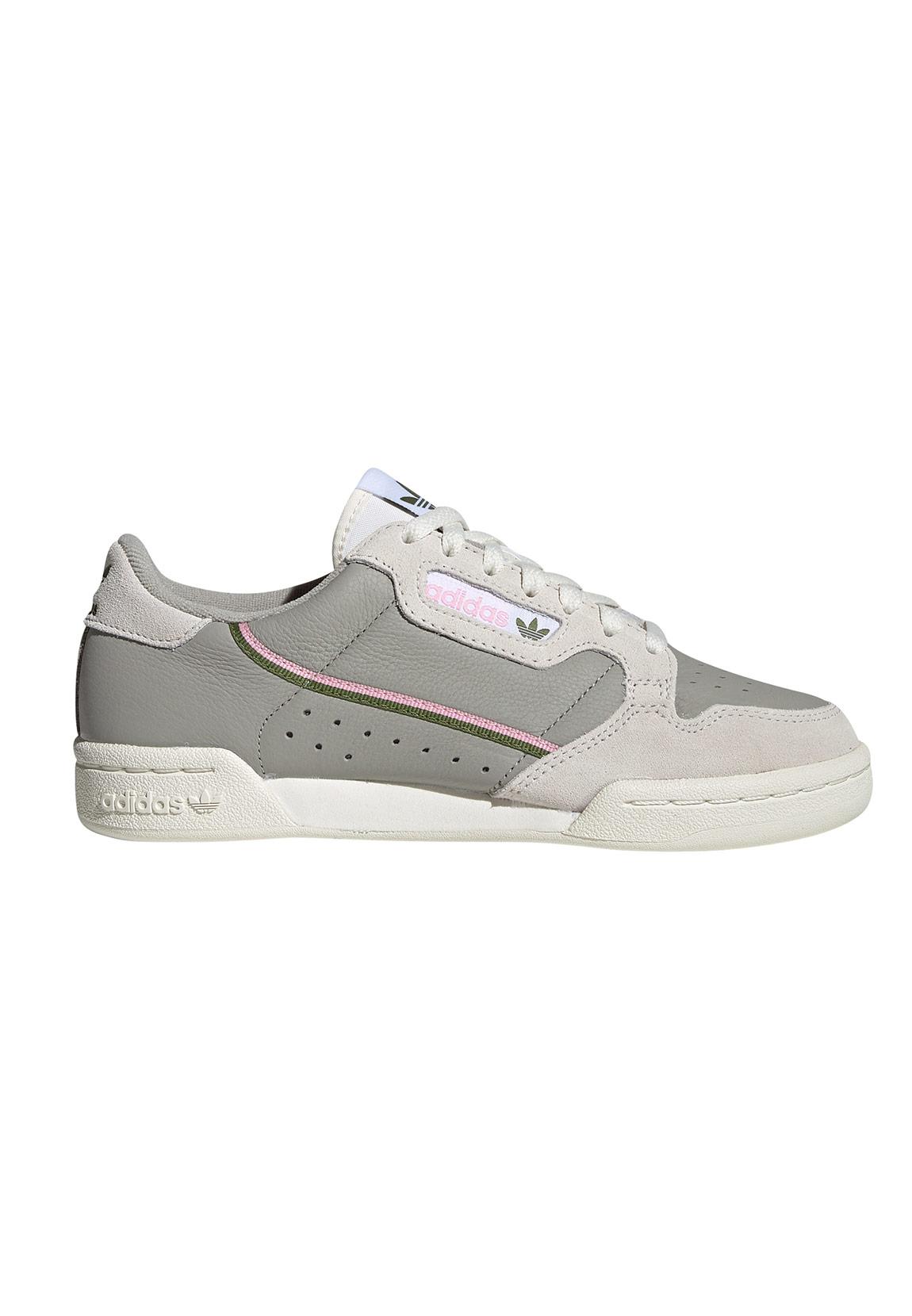 Adidas Originals Sneaker Damen CONTINENTAL 80 W EE5558 Grau
