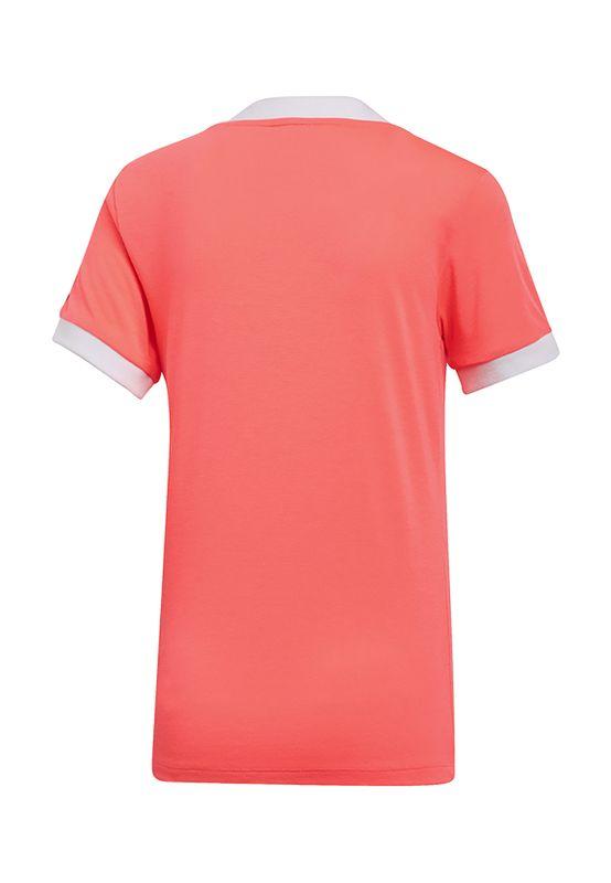 Adidas Originals T-Shirt Damen 3 STR TEE ED7474 Pink – Bild 1