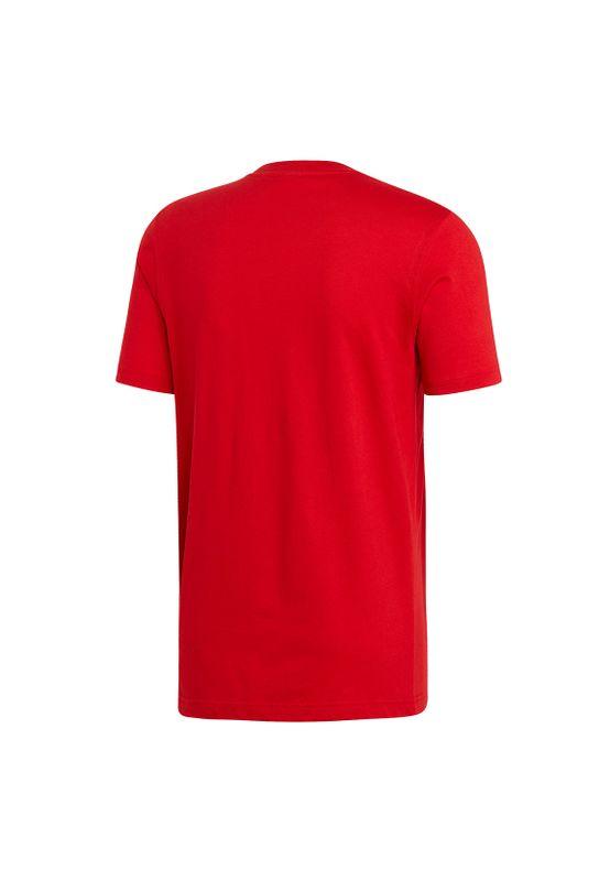 Adidas Originals T-Shirt Herren TREFOIL T-SHIRT EJ9678 Rot – Bild 1