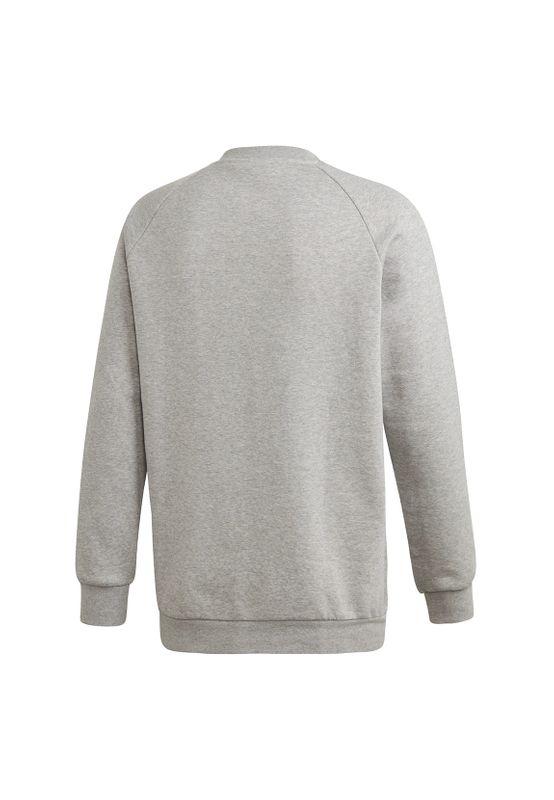 Adidas Originals Crewneck Herren 3-STRIPES CREW ED6016 Grau – Bild 1