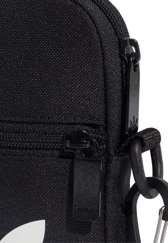 Adidas Originals Citybag FEST BAG TREF EI7411 Schwarz – Bild 3