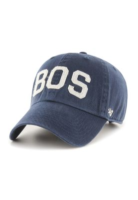 47 Brand Cooperstown Clean Up Adjustable Cap BOSTON RED SOX BCPTN-ALCTY02GWS-NY Dunkelblau – Bild 0