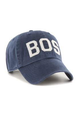 47 Brand Cooperstown Clean Up Adjustable Cap BOSTON RED SOX BCPTN-ALCTY02GWS-NY Dunkelblau – Bild 1