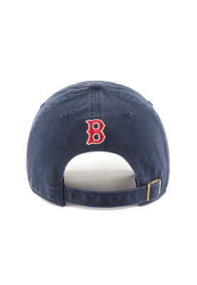 47 Brand Cooperstown Clean Up Adjustable Cap BOSTON RED SOX BCPTN-ALCTY02GWS-NY Dunkelblau – Bild 2