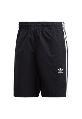 Adidas Originals Herren Badehose 3 STRIPES SWIM ED6045 Schwarz – Bild 0