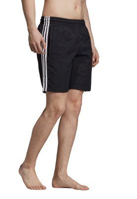 Adidas Originals Herren Badehose 3 STRIPES SWIM ED6045 Schwarz – Bild 3