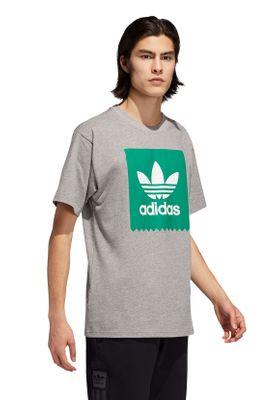 Adidas Originals T-Shirt Herren SOLID BB T EC7365 Grau – Bild 3