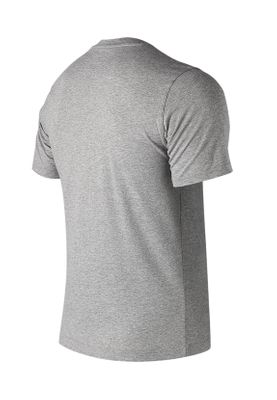 New Balance T-Shirt Herren ESSE BRIDGE T MT91588 Ag Grau – Bild 1
