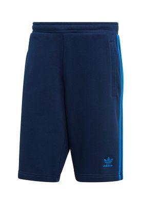 Adidas Originals Joggingshort Herren 3-STRIPES SHORT EJ9691 Blau – Bild 0