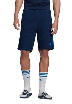 Adidas Originals Joggingshort Herren 3-STRIPES SHORT EJ9691 Blau – Bild 2