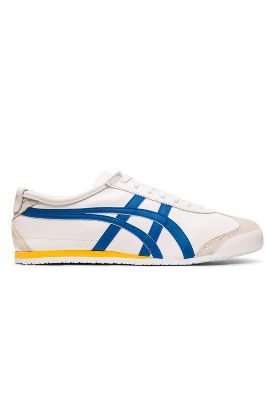 Onitsuka Tiger Sneaker Herren MEXICO 66 1183A201-100 White/Freedom Blue – Bild 1