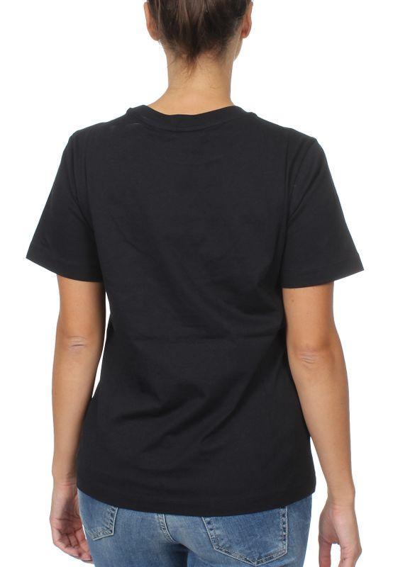 Champion T-Shirt Damen 111971 F19 KK004 BLK Schwarz – Bild 1
