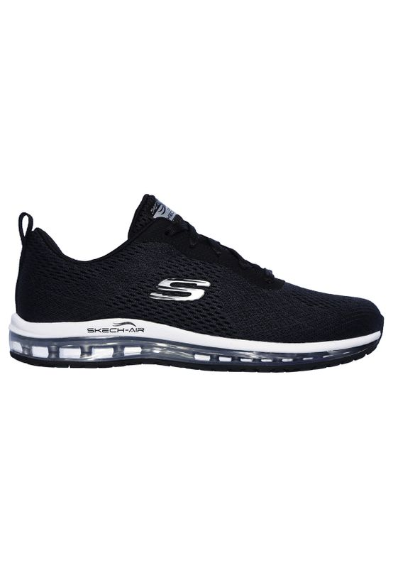 Skechers Sneaker Damen SKECH-AIR ELEMENT CINEMA BKW 12644 Schwarz/Weiss Ansicht