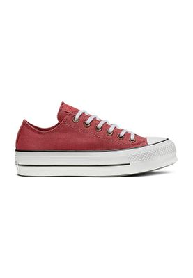 Converse Chucks CT LIFT OX 564996C Rot – Bild 0