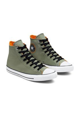 Converse Chucks CTAS HI 164881C Khaki Orange – Bild 2