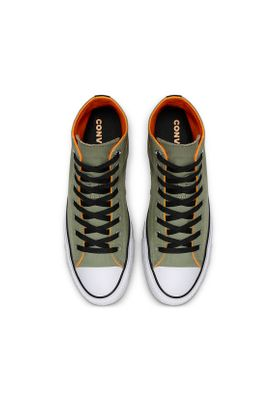 Converse Chucks CTAS HI 164881C Khaki Orange – Bild 3