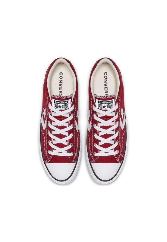 Converse Sneaker STAR PLAYER OX 165461C Rot – Bild 3