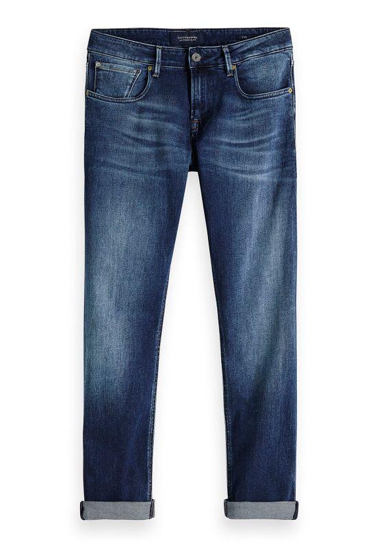 Scotch & Soda Jeans Men TYE 150952 Blau 3069 Get Knotted  Ansicht
