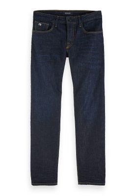 Scotch & Soda Jeans Men RALSTON 150918 Dunkelblau 3143 Final Touchdown – Bild 0