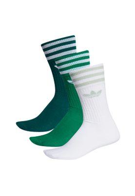 Adidas Originals Socken Dreierpack SOLID CREW SOCK ED9362 Mehrfarbig