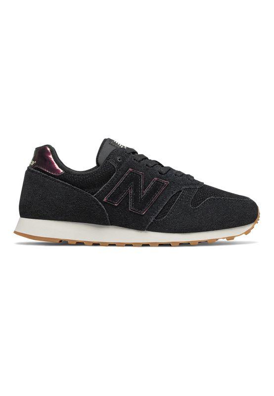 New Balance Sneaker Damen WL373WNI Schwarz Black Ansicht