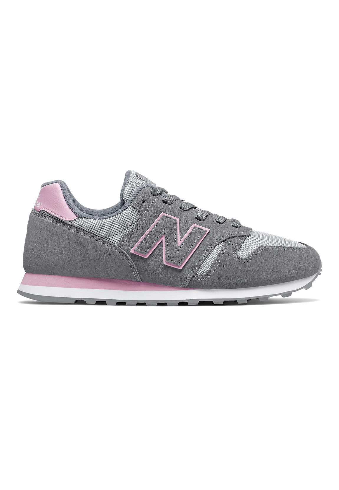 pretty nice 2c1b8 25f7f New Balance Sneaker Damen WL373WND Grau Grey Pink