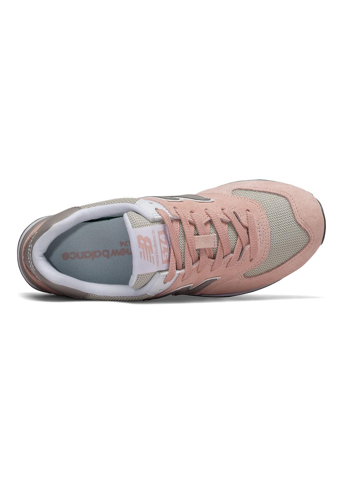 New Balance Sneaker Damen WL574NDA Rosa Grey Pink