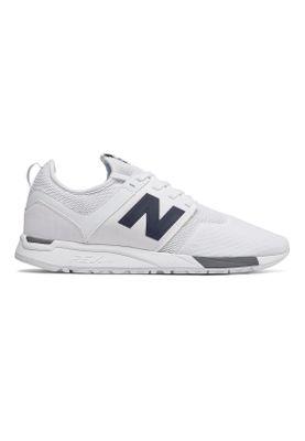 New Balance Sneaker Herren MRL247WG Weiß White – Bild 0